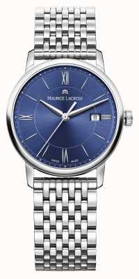 Maurice Lacroix Серебряный браслет из нержавеющей стали для женщин eliros EL1094-SS002-410-1