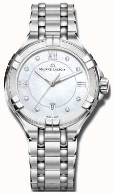 Maurice Lacroix Женский кварц aikon AI1004-SS002-170-1