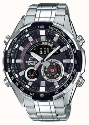 Casio Часы наручные с тахиметрическим хронографом ERA-600D-1AVUEF