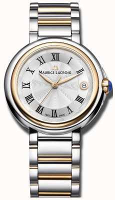 Maurice Lacroix Fiaba 36-миллиметровый двухцветный из нержавеющей стали FA1007-PVP13-110-1