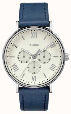Timex Mens southview многофункциональный хронограф синий TW2R29200