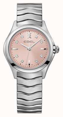 EBEL Волшебные женские часы из нержавеющей стали 1216217