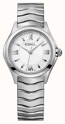 EBEL Часы из нержавеющей стали Wave 1216374