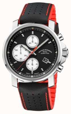 Muhle Glashutte 29er big chronograph автоматический мужской кожаный / каучуковый M1-25-43-NB