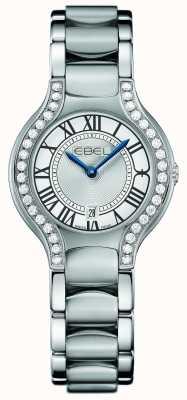 EBEL Женская бриллиантовая сетка из белуги из нержавеющей стали 1216069