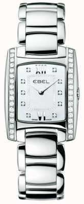 EBEL Бриллиантовая бриллиантовая нержавеющая сталь 1215607