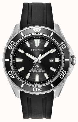 Citizen Резиновый ремешок для дайверов BN0190-07E