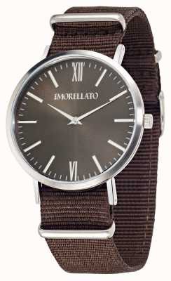 Morellato Мужские вела коричневые часы коричневого ремешка R0151134007