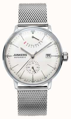 Junkers Мужские баухаузские стальные сетчатые часы 6060M-5