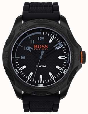 Hugo Boss Orange Мужские часы honolulu в черной резине 1550032