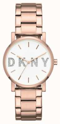 DKNY Браслет с золотым тоном NY2654