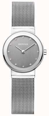 Bering Классический серебряный миланский браслет 10126-309