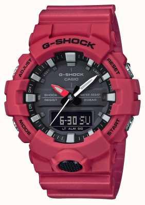 Casio Многофункциональные наручные часы GA-800-4AER