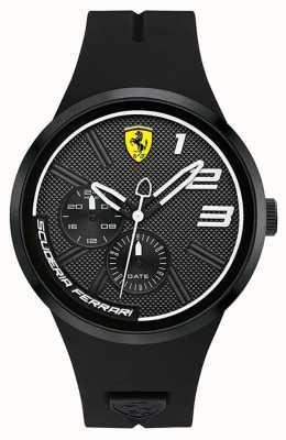 Scuderia Ferrari Черный циферблат Fxx 0830472