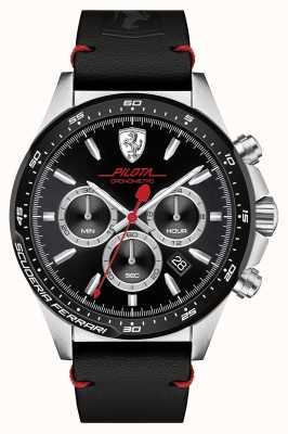 Scuderia Ferrari Хронограф Pilota 0830389
