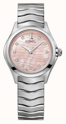 EBEL Роскошные часы с бриллиантами 1216268