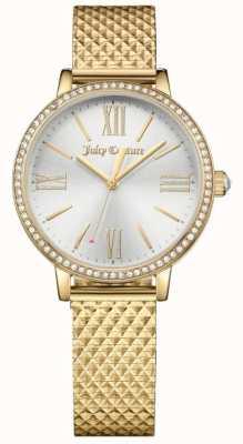 Juicy Couture (без коробки) золотые женские светские часы 1901613