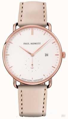 Paul Hewitt Женщины большой атлантический розовое золото из нержавеющей стали PH-TGA-R-W-22S