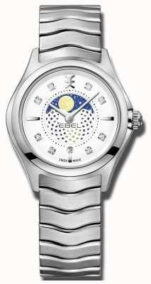 EBEL Женская волна с бриллиантами 1216372