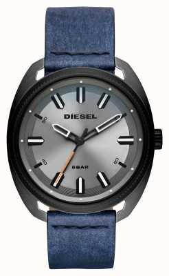 Diesel Мужской ремешок из джинсовой ткани DZ1838