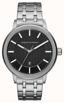 Armani Exchange Мужские часы из нержавеющей стали AX1455