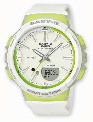 Casio Женские детско-юношеские часы BGS-100-7A2ER