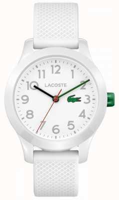 Lacoste Дети 12.12 смотреть белый 2030003