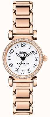Coach Женская шляпа из малины из розового золота 14502853