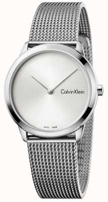 Calvin Klein Серебряный циферблат K3M221Y6