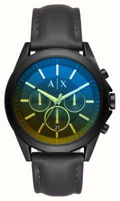 Armani Exchange Ремешок для мужчин drexler AX2613