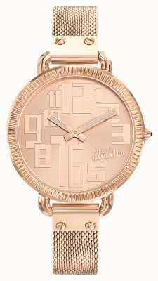 Jean Paul Gaultier Женские индексы розового золота pvd сетки розового золота набрать JP8504308
