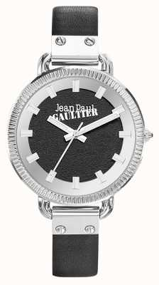 Jean Paul Gaultier Черный черный черный ремешок черный JP8504312