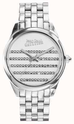 Jean Paul Gaultier Браслет из нержавеющей стали JP8502404