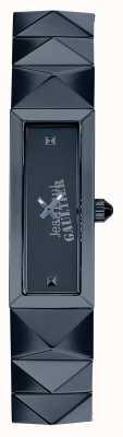 Jean Paul Gaultier Женская мини-панк-синяя нержавеющая сталь JP8504004