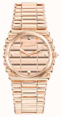 Jean Paul Gaultier Женский браслет Bord Cote из розового золота, браслет из розового золота JP8504106