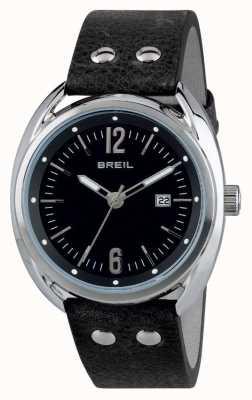 Breil Beaubourg нержавеющая сталь черный циферблат черный ремешок TW1669