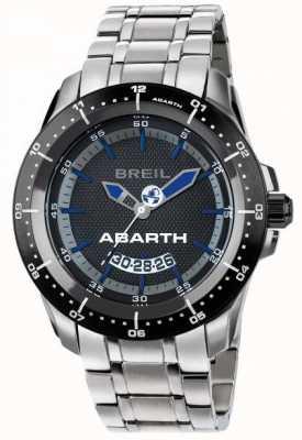 Breil Abarth нержавеющая сталь ip черный и синий циферблат TW1487
