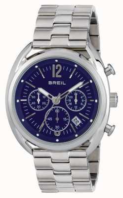 Breil Beaubourg нержавеющая сталь хронограф синий циферблат TW1665