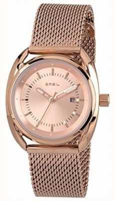 Breil Beaubourg нержавеющая сталь ipr розовое кольцо TW1679