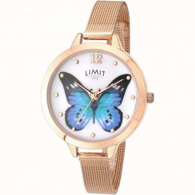 Limit Женские тайные садовые часы с розовым золотом 6271.73