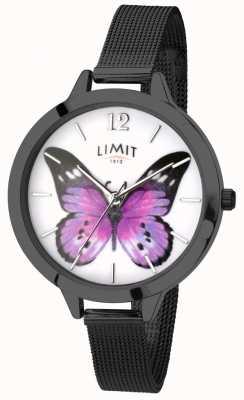 Limit Женские тайные садовые черные сетчатые бабочки 6274.73