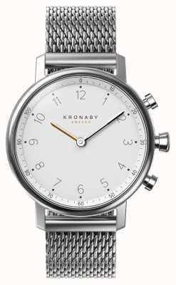 Kronaby 38mm браслет сетчатого браслета nord bluetooth smartwatch A1000-0793