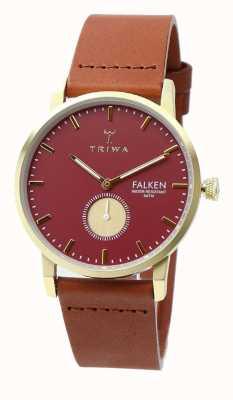 Triwa Женский рубиновый фальк коричневый классик FAST117-CL010212