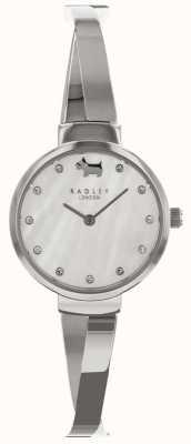 Radley Женский серебристый 26-миллиметровый чехол RY4333