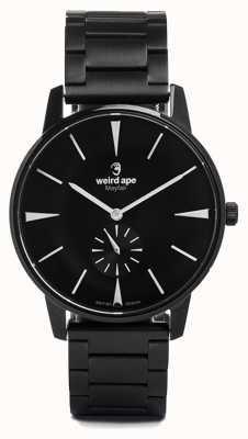 Weird Ape Mayfair черный набор белых маркеров черный браслет ссылки WA02-005622