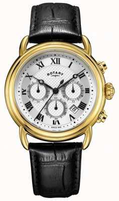 Rotary Мужские наручные часы с хронографом GS05333/21