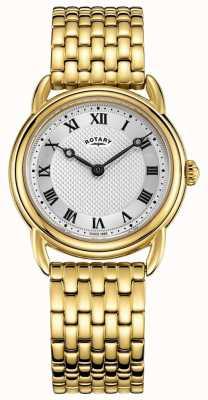 Rotary Женские браслеты из золота и серебра LB05338/21