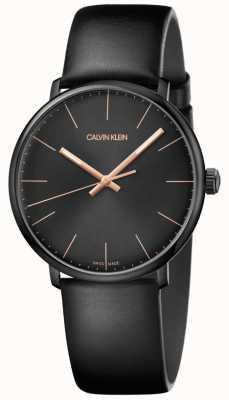 Calvin Klein Мужские часы в полдень минималистский K8M214CB