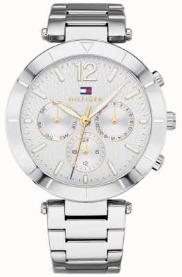 Tommy Hilfiger Часы с хроновым хронометром для женщин 1781877