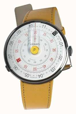 Klokers Klok 01 желтая головка для часов KLOK-01-D1+KLINK-01-MC7.1